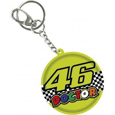 Valentino Rossi VR46 klíčenka RACE multicolor