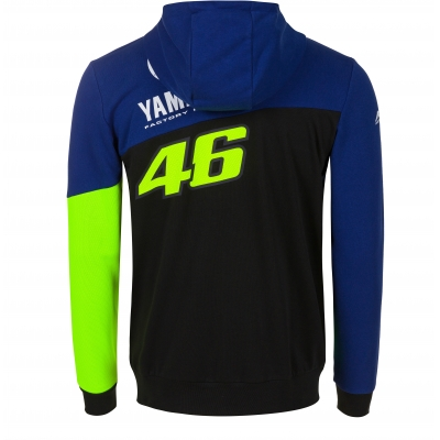Valentino Rossi VR46 mikina RACING blue royal