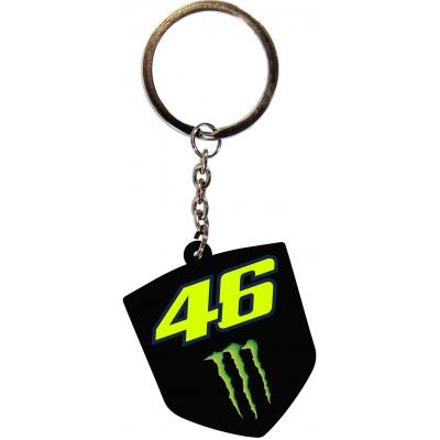 Valentino Rossi VR46 klíčenka RACING multicolor