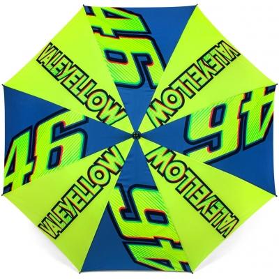 VR46 deštník VALEYELLOW 46 blue/yellow