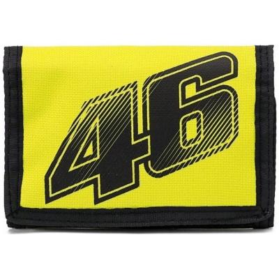 VR46 peňaženka VALEYELLOW 46 yellow