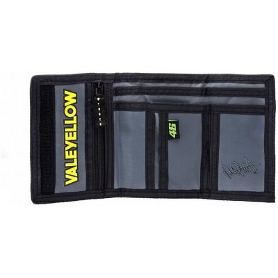 VR46 peněženka VALEYELLOW 46 yellow