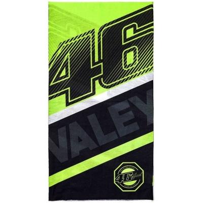 VR46 nákrčník VALEYELLOW46 yellow/black