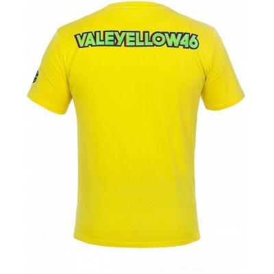 Valentino Rossi VR46 triko 46 VALEYELLOW yellow