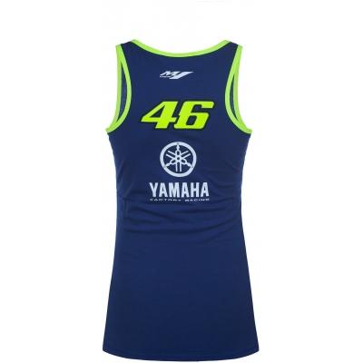 Valentino Rossi VR46 tílko YAMAHA dámské blue