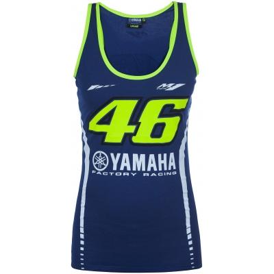 VR46 tílko YAMAHA dámské blue