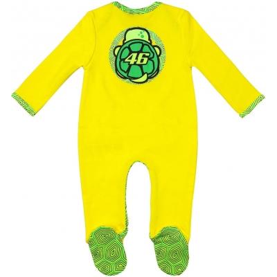 VR46 dupačky TURTLE dětské yellow