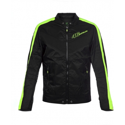 Valentino Rossi VR46 bunda VALEYELLOW black/yellow