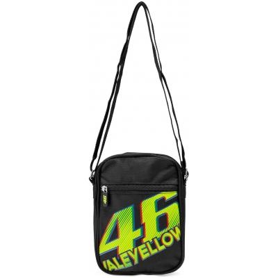 VR46 taška VALEYELLOW black