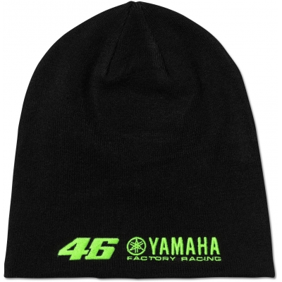 VR46 čepice MONSTER VR46 black