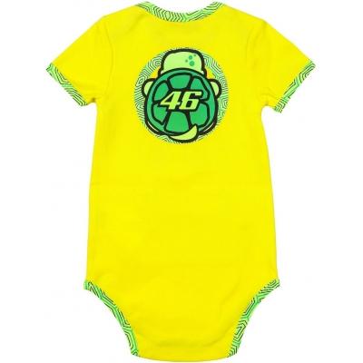 VR46 body TURTLE BABY dětské yellow