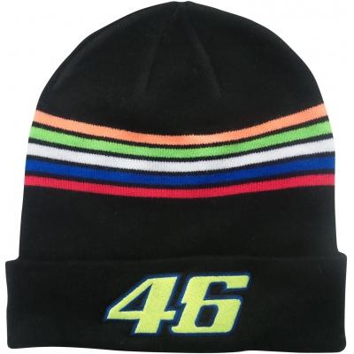 Valentino Rossi VR46 čepice STRIPES mluticolor