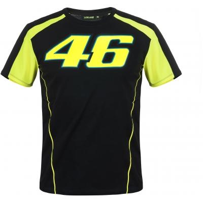 Valentino Rossi VR46 tričko RACE black