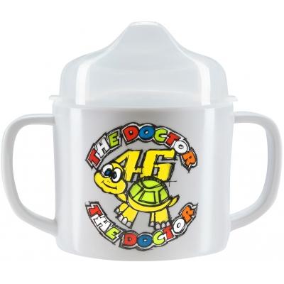 VR46 dětský hrneček TURTLE multicolor