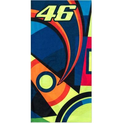 VR46 nákrčník CLASSIC multicolor