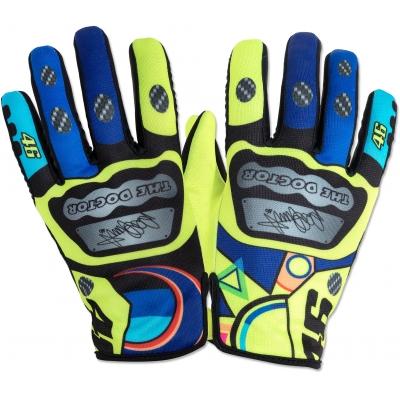 Valentino Rossi VR46 rukavice CLASSIC multicolor
