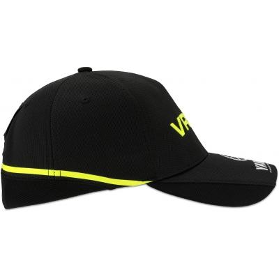 VR46 kšiltovka YAMAHA ADJ black