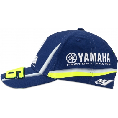VR46 kšiltovka YAMAHA navy