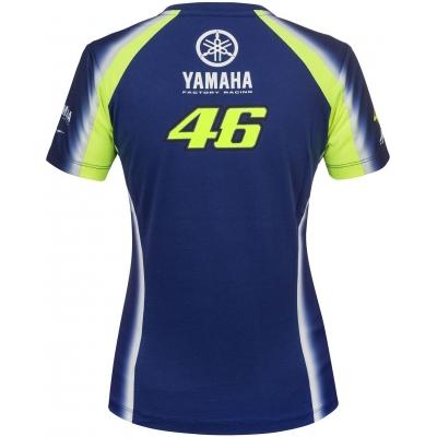 Valentino Rossi VR46 triko YAMAHA  dámské navy