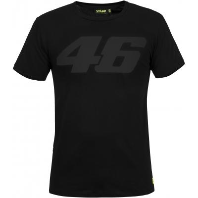 VR46 triko CORE VR46 black