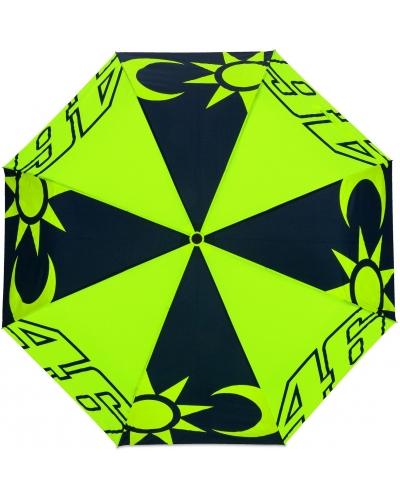 Valentino Rossi VR46 deštník SUN AND MOON Big yellow/black