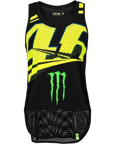 Valentino Rossi VR46 tričko MONZA TOP dámske black