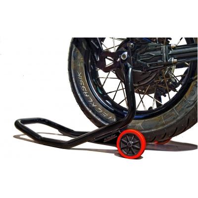 VALTERMOTO stojan na moto STREET lamos Zadná black / red