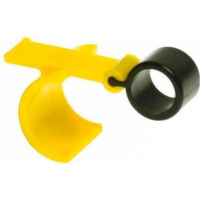 VICMA zámek brzdové páčky yellow