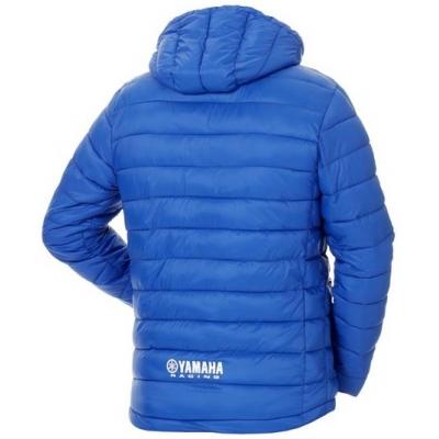 YAMAHA bunda PADDOCK 18 Prošívaná blue