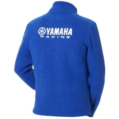 YAMAHA mikina PADDOCK 18 Fleece blue