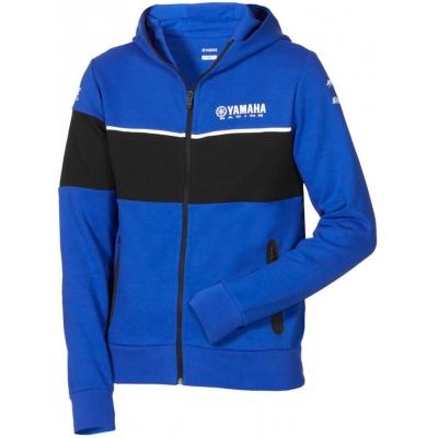 YAMAHA mikina PADDOCK 20 Comwall blue/black
