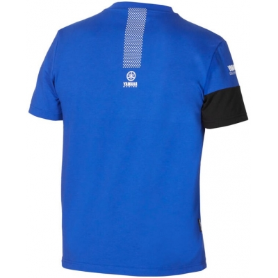 YAMAHA triko PADDOCK 20 Wiltshirt blue/black