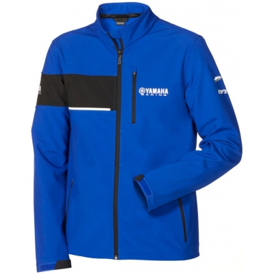 YAMAHA bunda PADDOCK 20 Softshell blue / black