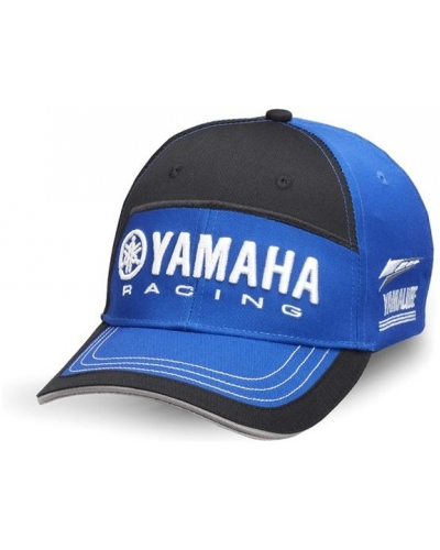 YAMAHA kšiltovka PADDOCK 18 Race blue