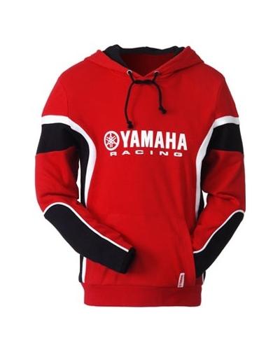daf800c3ece YAMAHA mikina Paddock red 08