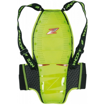 ZANDONA chránič chrbtice SPINE EVC X7 High Visibility Fluorescent