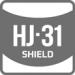 Ochranné plexi HJ-31