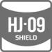 Ochranné plexi HJ-09