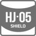 Ochranné plexi HJ-05