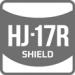 Ochranné plexi HJ-17