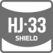 Ochranné plexi HJ-33