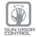 B02p Ovládání sluneční clony