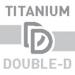 Zapínání na dvojitý titanový D-kroužek