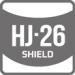 Ochranné plexi HJ-26