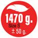 A01d HMOTNOST 1.470 g