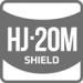 Ochranné plexi HJ-20M