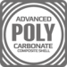 Zdokonalená polykarbonátová skořepina